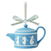 Wedgwood Dancing Hours Teapot Ornament NEW IN T... - $42.06