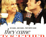 They Came Together DVD starring Paul Rudd, Amy Poehler - NEW/SEALED