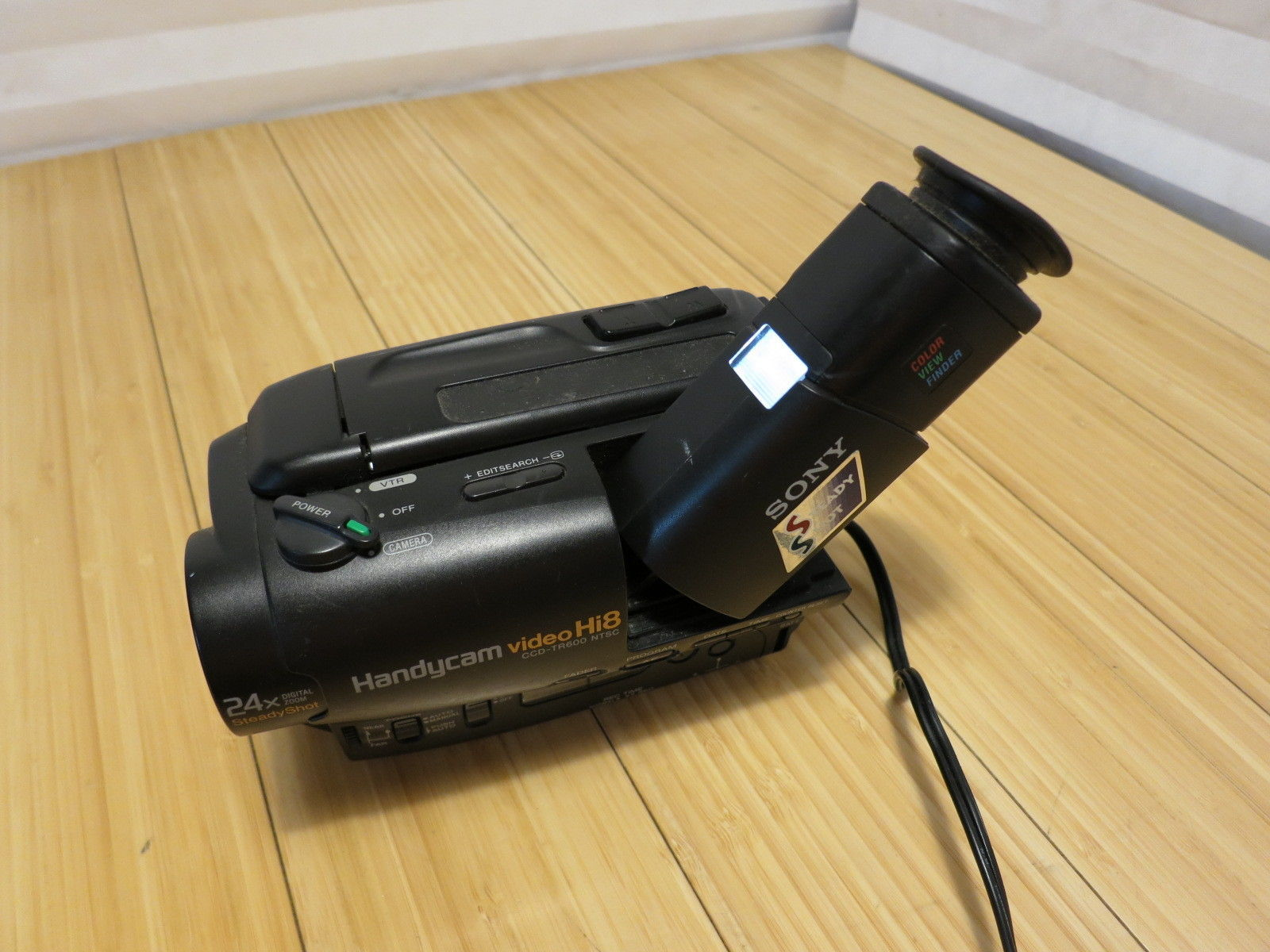 Sony Handycam CCD-TR600 8mm Video8 HI8 and 50 similar items
