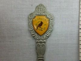 """Kentucky Cardinal Souvenir Spoon, 4.5"""" - $8.90"""