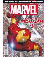 All-New All-Different MARVEL PREVIEWS # 1 ( SEPT. 2015) - $4.95