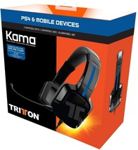 TRITTON Kama Stereo Gaming Headset for PS4, Xbox One [New] - $29.99
