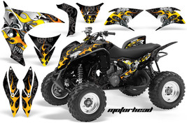 ATV Graphics Kit Quad Decal Sticker Wrap For Honda TRX700XX 2009-2015 MO... - $168.25