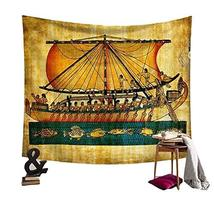 George Jimmy Egyptian Hangcloth Background Wall Tapestries Wall Hanging Bedding  - $28.65