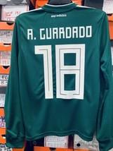 FMF Adidas Mexico Home GUARDADO 18 Size XS Stadium Quality Soccer Free S... - $99.00