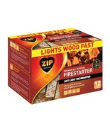 Zip Premium All Purpose Wrapped Fire Starter (12 Pack) - $9.95