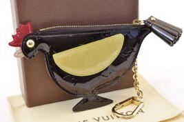 Louis Vuitton Vernis Pochette Gallo Almarante Moneta Case IV 3371 - $273.91