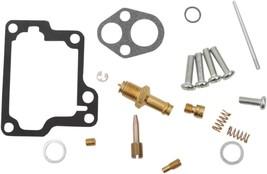 Carburetor Carb Rebuild Repair Kit For 2002-2005 Suzuki LT-A50 Quad Mast... - $33.95