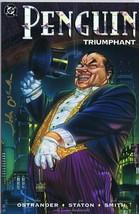 John Ostrander Signed 1992 Penguin Triumphant TPB DC Comics - $24.74