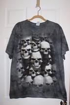 BNWTS ZOMBIES SKULLS BONES  Gray T-Shirt Size Large XL - $11.87