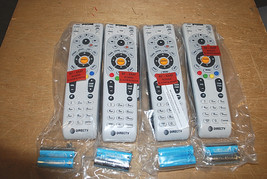 "4 DIRECTV RC66RX UNIVERSAL REMOTE HD/DVR 24 IR/RF 2AA BATTERIES ""REPLACE... - $17.81"