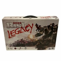 Hasbro Risk Legacy Strategy 3-5 Players Ages 13+ Board Boxed Game NEW - $36.63