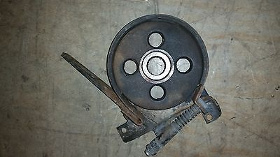 "Taylor Dunn electric vehicle drive housing for ford 9"" rear axle without motor"