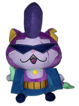 "Yokai Watch ""Baddinyan"" 2015 Hasbro Anime Plush - $7.88"