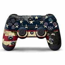 Sololife PS4 Controller Skin Stickers for Sony Playstation 4 (American Flag) - $11.00