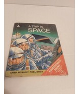 Start Right Elf Book A Trip In Space Rand McNally 1968 - $5.93