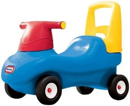 Little Tikes Push & Ride Racer 1970-Now Ride-Ons Tricycles Outdoor Toys ... - $50.65