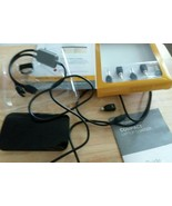 Targus Compact Laptop Charger Model APA69 & Directions w/6 Power Tips - $17.00