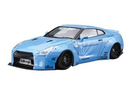 AOSHIMA 1/24 Liberty Walk series No.9 GT-R Ver.1 model kit NEW Japan F/S - $55.74