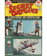 Bronze Age DC - Secret Origins # 4 (Oct. 1973) - $4.95