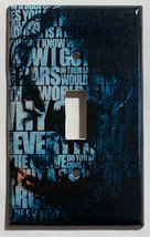 Joker Light Switch Power Outlet Toggle Rocker Phone Wall Cover Plate Home decor image 2
