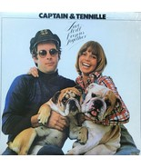 Captain & Tennille Love Will Keep Us Together SP4552 Shrink album VG+ Cat Rescue - $8.08