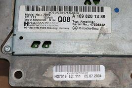 Mercedes W203 W209 Radio Amplifier Amp A1698201389 169-820-13-89 Herman Becker image 6