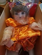 Marie Osmond Baby Adora Pumpkin Patch Belle 431/500 COA - $579.00