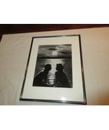 "Full Moon , Michael Combs Photography , 1987 , 14"" X 11"" , Heavy Metal F... - $123.75"