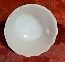 Vintage Honeycomb Milk Glass Compote Candy Dish EO Brody Co. Cleveland Ohio image 3