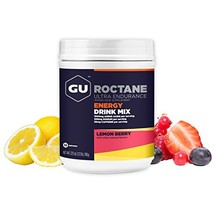 GU Energy Roctane Ultra Endurance Energy Drink Mix, Lemon Berry, 1.72-Po... - $31.36