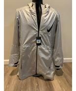 Nike Velocity Vapor Waterproof Ohio State OSU Buckeyes Cape Trench Coat ... - $149.88