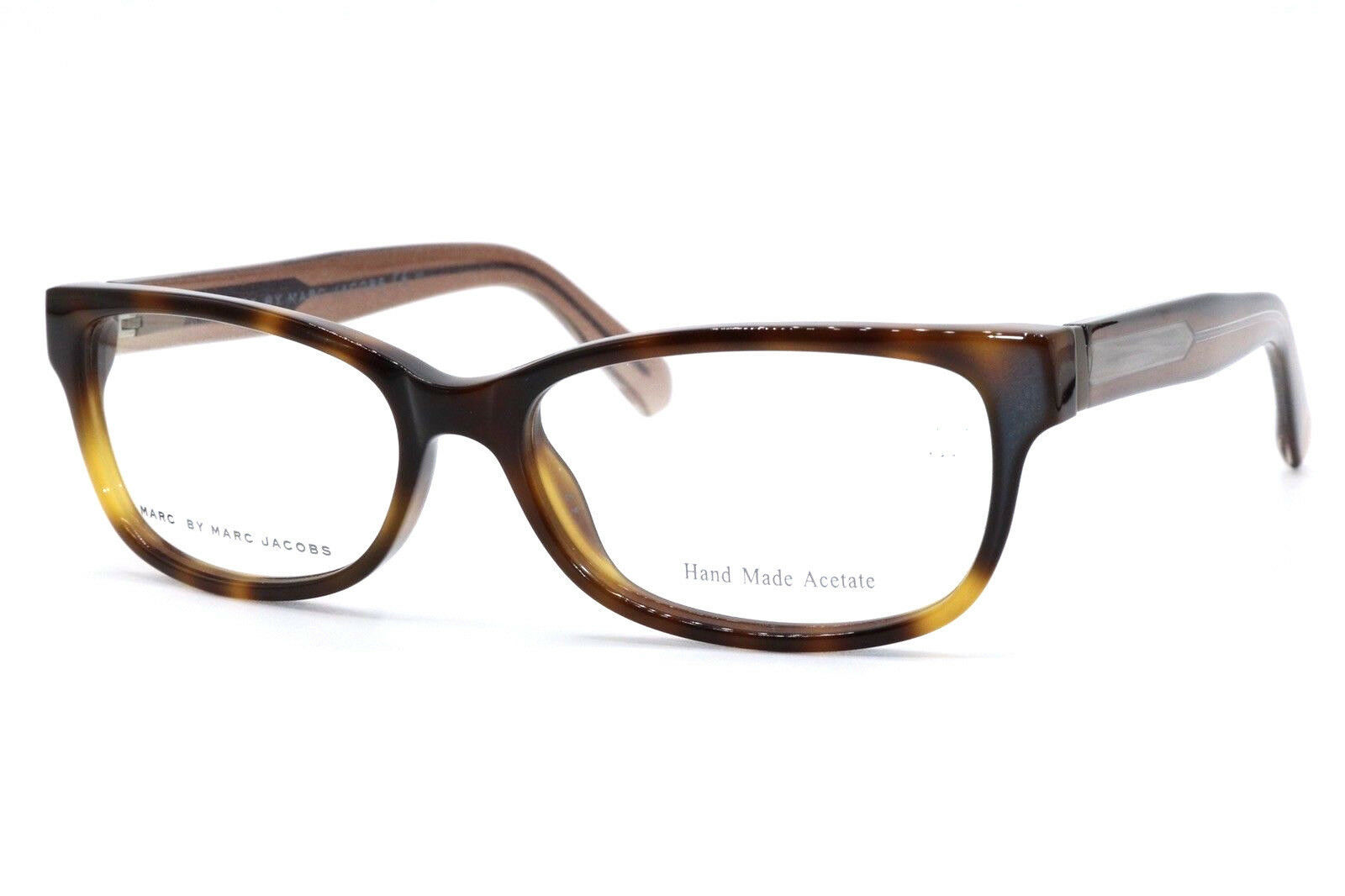 New Authentic Marc by Marc Jacobs 598 5XZ Havana Eyeglasses 52-15-140 W/Case - $48.51