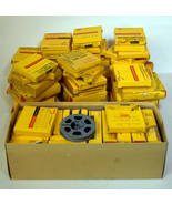Lot of 80 1960s Film Home Movie Reels KY Derby Dodgers Game USS North Ca... - $664.99