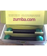 Zumba Fitness Join the Party Total Body Transformation Kit DVDs & Toning Sticks - $14.00