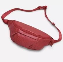 NIKE AIR JORDAN FANNY PACK RED/RED JUMPMAN REGAL AIR CROSSBODY BAG 9A017... - $45.00