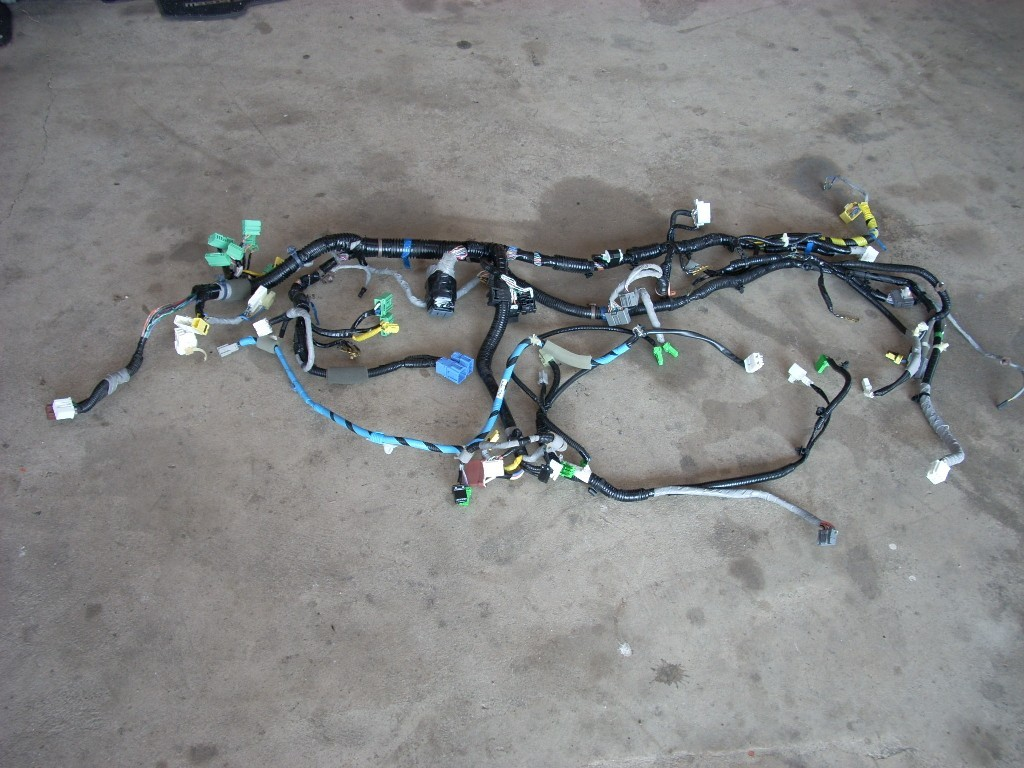 2011 HONDA CR-V CRV DASH INSTRUMENT WIRING HARNESS 32117-SWA-A02 GENUINE OEM