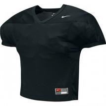 Nike Velocità 2.0 Calcio Pratica Jersey Nero Medio 659179-010 Gioco Core Hs - $50.00