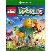 Lego Worlds XBOX ONE NEW Sealed - $39.57
