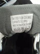 Womens Sz 9.5 M Skechers Shape-Ups Comfort Stride Shoes Sneakers Black & Silver image 7