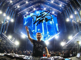 * David Guetta Signed Photo 8X10 Rp Autographed ( Dj Tiesto Calvin Harris ) - $19.99