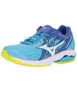 Mizuno Women's Wave Inspire 14 Running Shoe Aquarius/White  - $98.10 - $98.99