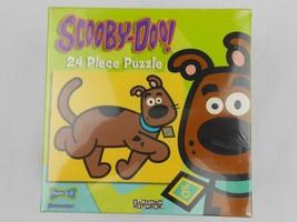 Scooby-Doo 24 Piece Puzzle Cartoon Network NEW 2005 Pressman 4890 - $19.02