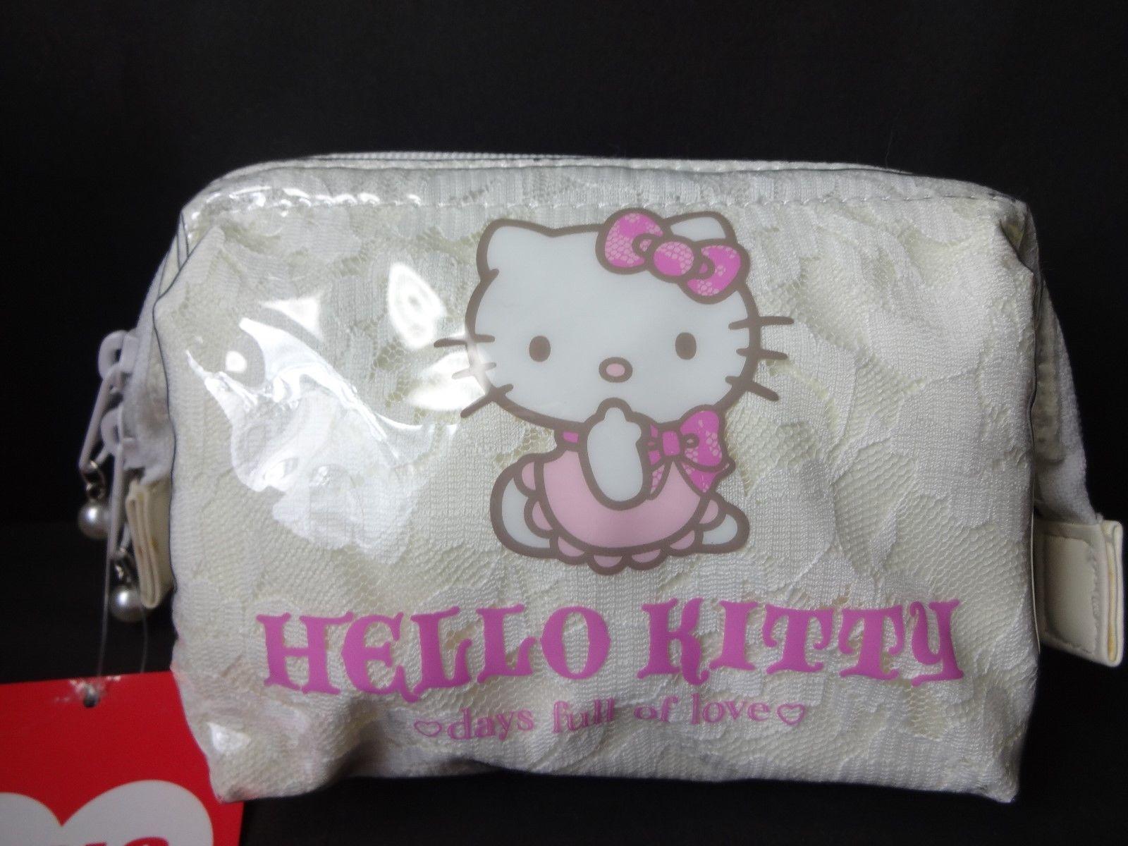 7a478e799 Sanrio Hello Kitty Purse Pouch Kawaii Free and 50 similar items. S l1600
