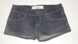Abercrombie & Fitch - Size 00, w24 - Woman's Denim Shorts - $20.00