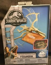 New Jurassic World Fallen Kingdom Pteranodon STEM Fossil Strikers Kit Ha... - $12.61