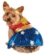 Rubie's, costume per cani di Wonder Woman, taglia grande (- Small) - $40.05