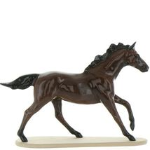 Hagen Renaker Miniature Horse Thoroughbred Race Seabiscuit Ceramic Figurine image 8