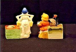 Jack and Jill Figurine Planters AB 169 Occupied Japan image 5
