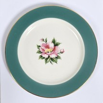 Homer Laughlin Century Svc Empire Green Lunch Dessert Bread Plate *HAS CHIP* (B) - $9.79